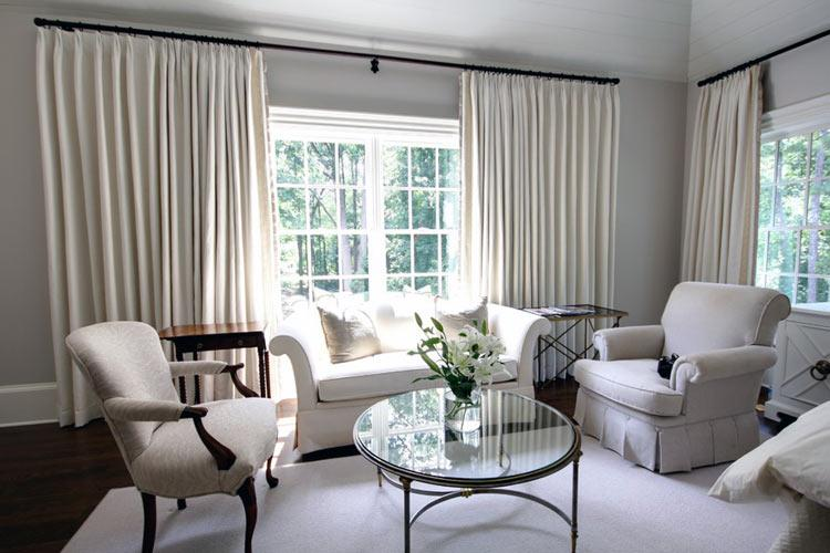 Curtains & Drapes, Kravet, Duralee, Robert Allen, Highland Court, Maxwell, Westchester County, NY